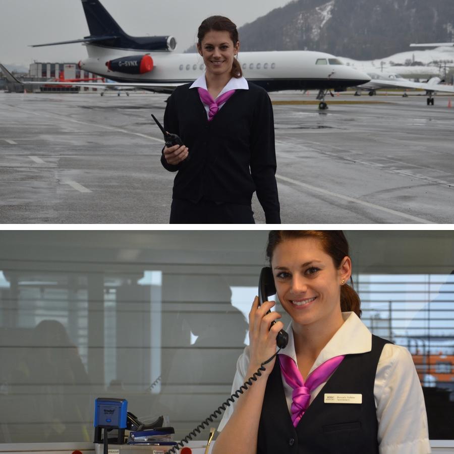 Teamleiterin Infozentrale Flughafen Bern 2014 - 2018